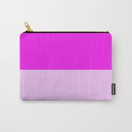 Rose and Pink Carry-All Pouch