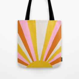 sunshine state of mind Tote Bag