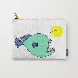 Deep Sea Anglerfish Carry-All Pouch