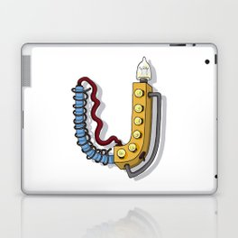 MACHINE LETTERS - U Laptop & iPad Skin