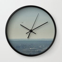Takeoff Wall Clock