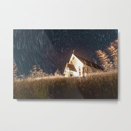 Old St. Hilary's Metal Print