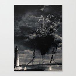 Final Fantasy VIII - Ultimecia's Castle Canvas Print