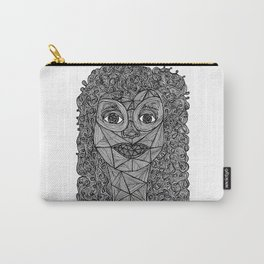 Curls Carry-All Pouch