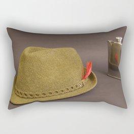 Gamekeepers Friends Rectangular Pillow