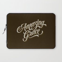 Amazing Grace Laptop Sleeve