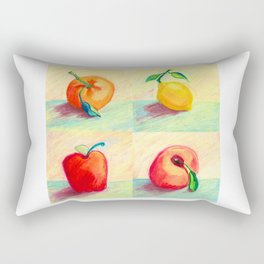 Fruit Rectangular Pillow