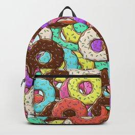 so many donuts Backpack