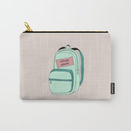 Backpack Carry-All Pouch