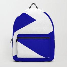 Scottish Flag Backpack