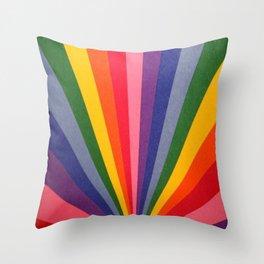 Rainbow Color Gay Pride Season LGBT Pride Month Throw Pillow