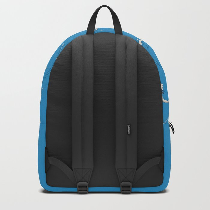 FISH AND WATER Backpack