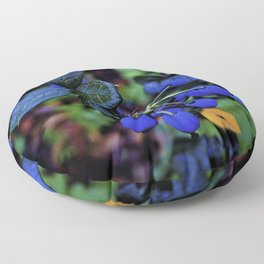 Exotic fruit and rich. Floor Pillow