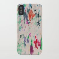 monet iPhone & iPod Cases featuring Monet Day by Ryan van Gogh