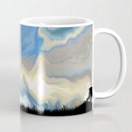 Elk's Morning Saunter Coffee Mug