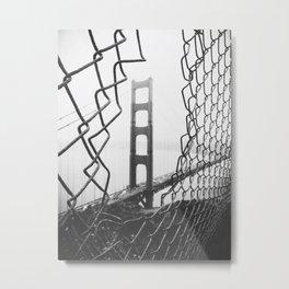 Marin Headlands, California Metal Print