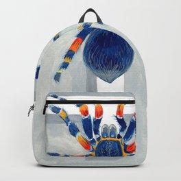 T is for Tarantula  Letter Alphabet Decor Design Art Pattern Backpack