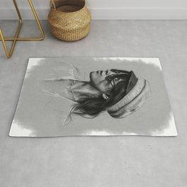 Camila Gray Sketch Rug