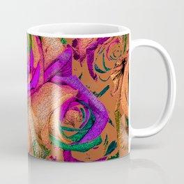 Funky Roses XII Coffee Mug