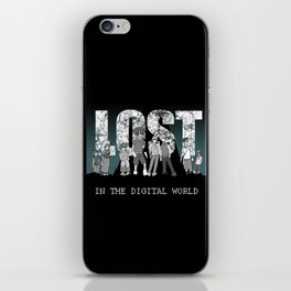 Destined to be Lost iPhone Skin