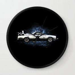 La Machina Del Tiempo Wall Clock