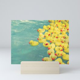 Escaping Normal Mini Art Print