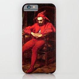 Stanczyk Jan Matejko iPhone Case