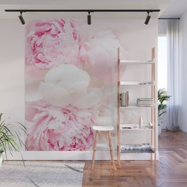 Peonies Bouquet   Peonies Photography   Floral   Nature   Flowers Wall Mural