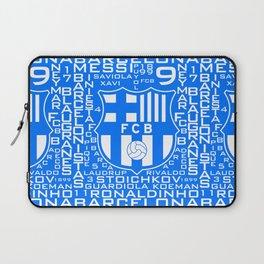 MixWords: Barcelona Laptop Sleeve