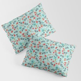 Pretty Not-So-Sweary: Nope- Day Pillow Sham