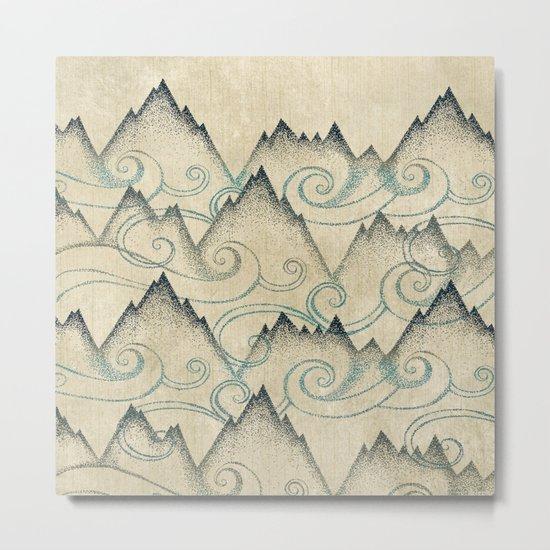 Mountain Breeze  Metal Print