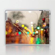 Spring Rain  Laptop & iPad Skin