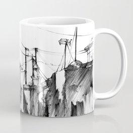 Rhodes backalley Coffee Mug