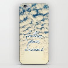 Clouds Effect iPhone & iPod Skin