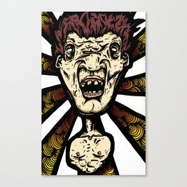 Johnny Canvas Print