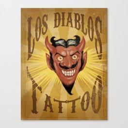 Los Diablos Canvas Print