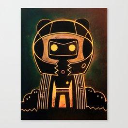 Flux catcher Canvas Print