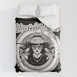 Wasted Youth Comforters