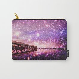 Enchanting Bridge Over Mystic Waters Carry-All Pouch