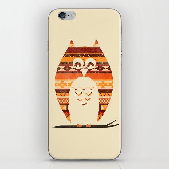 Native Owl iPhone & iPod Skin