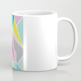 Geometric Spotlights Coffee Mug