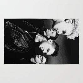 DM : 90's Dave, Alan, Martin, Andy Digitalpaint 2 Rug