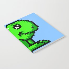 Hoi Amiga game sprite Notebook