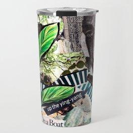 Garden Art - Water Goddess Travel Mug