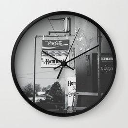 Bad Hombres - Marfa Wall Clock