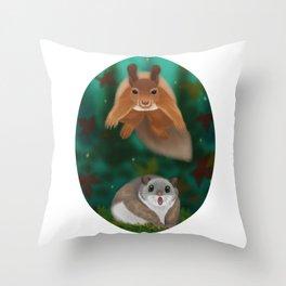 Hi ... I'm coming! Throw Pillow