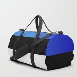 Flag of Estonia Duffle Bag