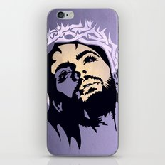 Jesus minimal  iPhone & iPod Skin