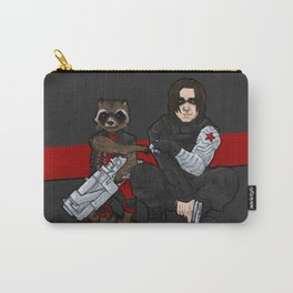 Marvellous Raccoons Carry-All Pouch