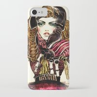 lobster iPhone & iPod Cases featuring Lobster by Felicia Atanasiu